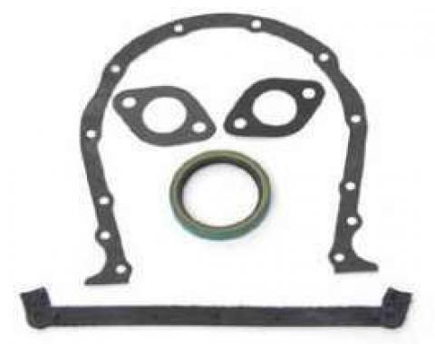Chevy Truck Gasket Set, Timing Chain Cover, Big Block, 1966-1974