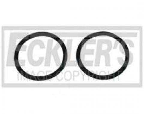 Chevy Truck Taillight Lens Gaskets, Step Side, 1956-1966