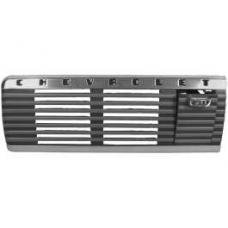Chevy Truck Dash Speaker Grille, With Ashtray, 1947-1953