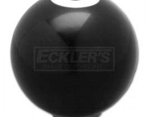 Chevy Or GMC Truck Gear Shift Knob, Black 8 Ball, 1947-1987
