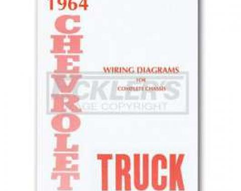 Chevy Truck Wiring Diagram, 1964