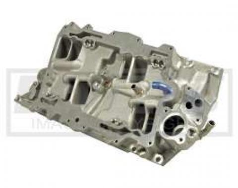 Chevy & GMC Truck Manifold, Intake, Vortec, Lower, Aluminum, 5.0L/5.7L, 1996-2002