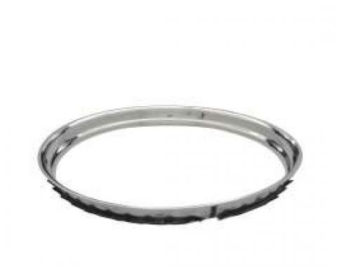 Chevy Truck Wheel Trim Ring, Smooth, 16, 1947-1972