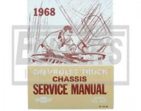 Chevy Truck Shop Manual, 1968