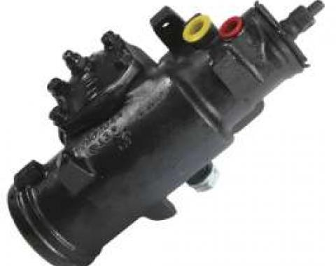 Chevy Truck Power Steering Box, Fast Ratio, 1968-1976