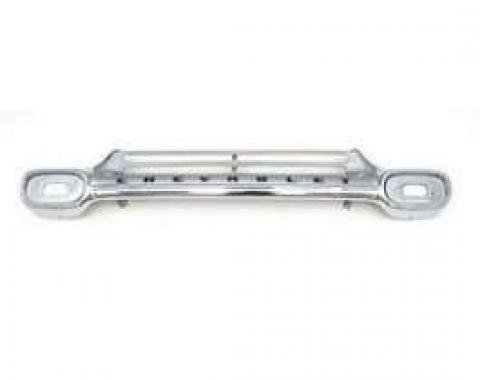 Chevy Truck Grille, Chrome, Best Quality, 1958-1959