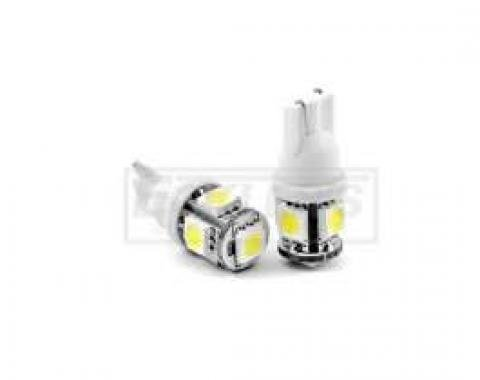Truck License Plate LED Conversion Set, Cool White, Universal, Oracle, Universal Fit