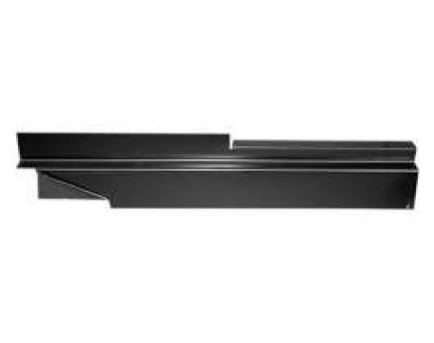 Chevy Truck Rocker Panel Backing Plate, Right, 1973-1987
