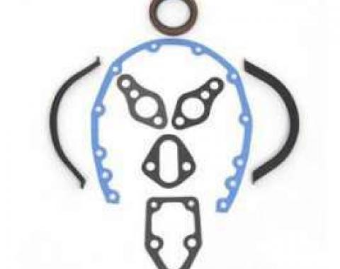 Chevy Truck Gasket Set, Timing Chain Cover, Small Block, 1955-1992