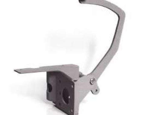 Chevy Truck Master Cylinder and Pedal Mount, Bolt-on, 1947-1955 (1st Series)