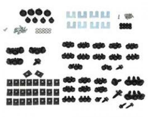Chevy Truck Front End Sheet Metal Bolt Kit, 1967-1972