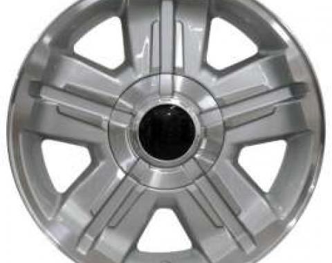 Chevy Truck Z71 Wheel, 18 X 8, Silver
