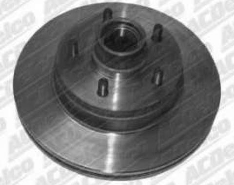 Chevy Truck Brake Rotor, Front, Thin, 1, 1981-1987