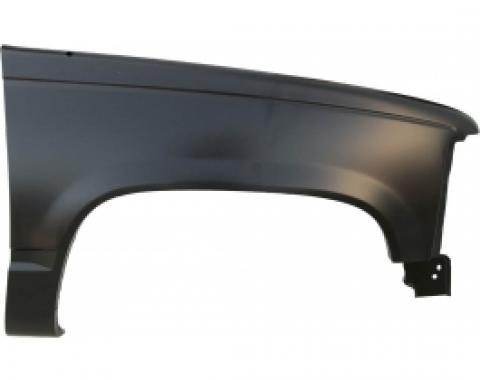 Chevy or GMC Truck Front Fender, Right, 1988-1998