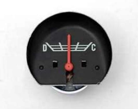 Chevy Truck Ammeter Gauge, 1967-1972