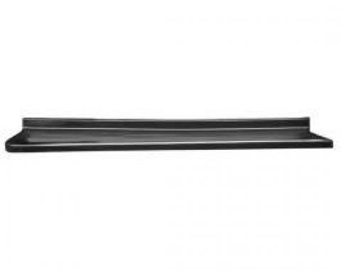 Chevy Truck Running Board Assembly, Short Bed, Left, 1947-1955 (1st Series)