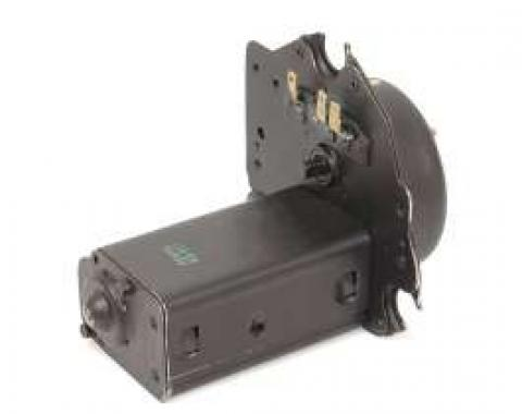 Chevy & GMC Truck Windshield Wiper Motor, Two-Speed, With Three Terminals, 1963-1969