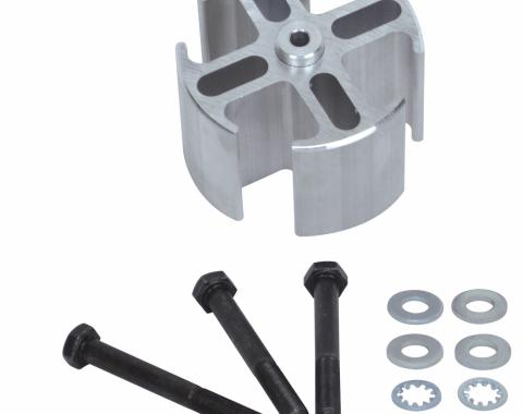Engine Cooling Fan Spacer, 2 Inch Thick, With Mounting Hardware