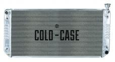 Cold Case Radiators 88-98 GM Truck 1500 w/ Oil Cooler Aluminum Radiator GMT571A