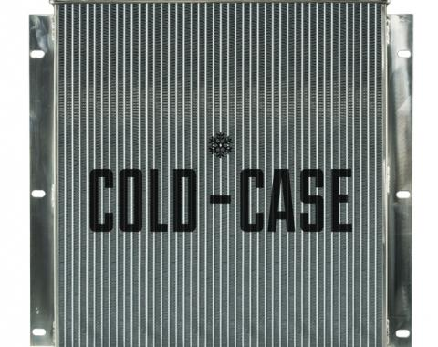 Cold Case Radiators 47-54 Chevy Truck Aluminum Radiator GMT568A