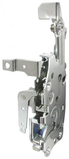 RestoParts Door Latch, 1969-72, Assembly, Right Hand C980007-RH