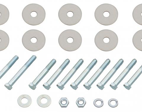 RestoParts Hardware, Body Bushing, 1968-72 Chev/Olds/Pontiac A-Body Coupe & El Camino 516MH