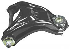 RestoParts Control Arm, 64-72 A-Body, Front Upper, Complete, Left Hand CH26896-LH