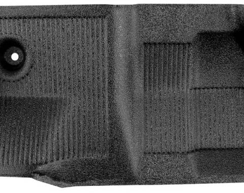RestoParts Cover, Steering Column Base/Firewall, 1968-72 A-Body CH20844