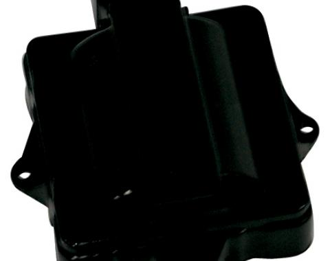 Proform Engine Distributor Coil Dust Cover, Fits GM V8 HEI Models, Black 66957C