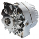 Proform Alternator, 60 AMP, GM 1 Wire Style, Machined Pulley, Chrome Finish, 100% New 66445.6N