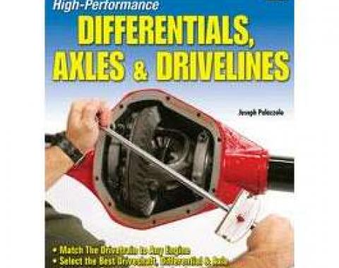 High Performance Differentials, Axles & Drivelines Book