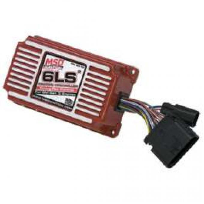 Camaro Ignition Control 6LS-2, For LS2/LS7 Engines, MSD