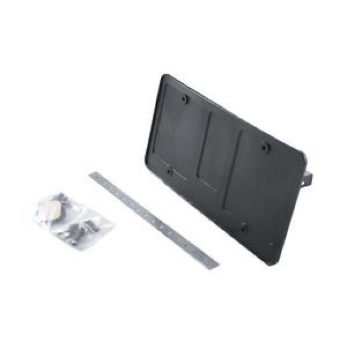 "Universal Front License Plate Mount, ""Show & Go"", Manual"