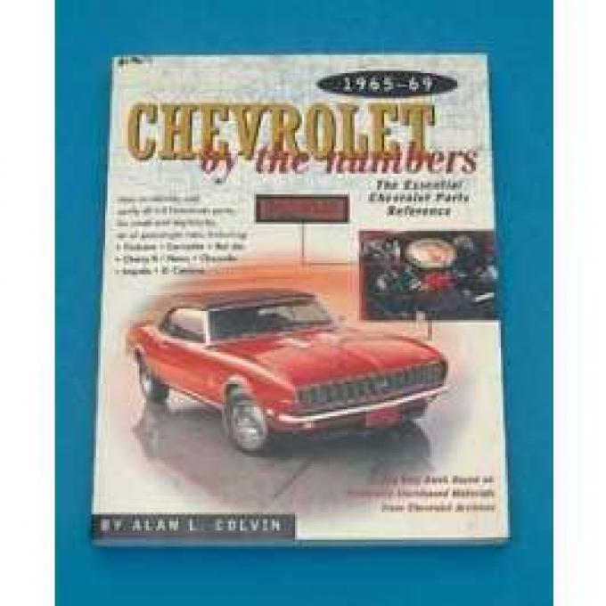 1965-1969 Chevrolet By The Numbers Book