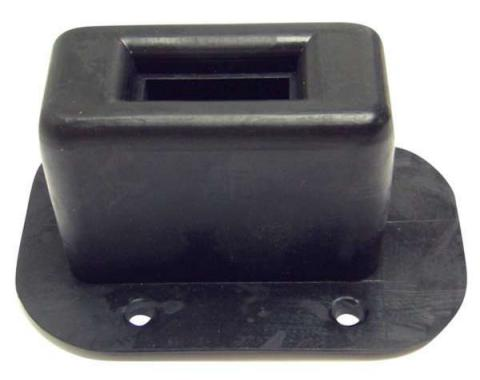 Early Chevy Emergency Brake Pedal Boot 1949-1954