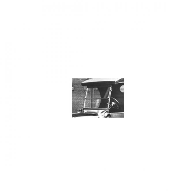 Windshield Glass, Upper Or Lower For 2-Piece Windshield, Open Car & TT Truck, 1915-1927