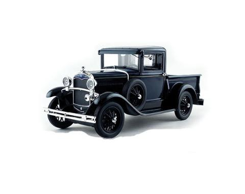 Ford 1931 Model A Pick Up Die-Cast,1:18 Scale, Blue