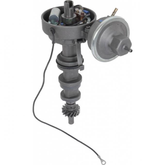 Distributor - Dual Vacuum - 390, 427 & 428 V8