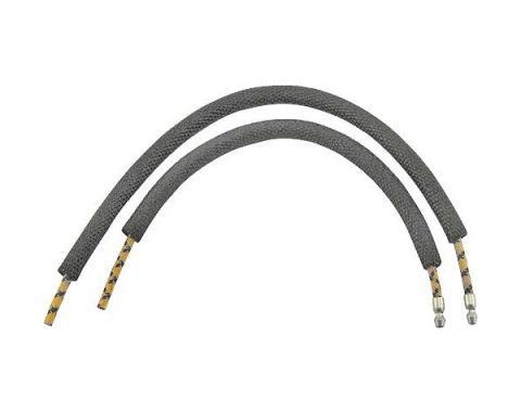 Horn Wires - 9 & 11 Long - Mercury