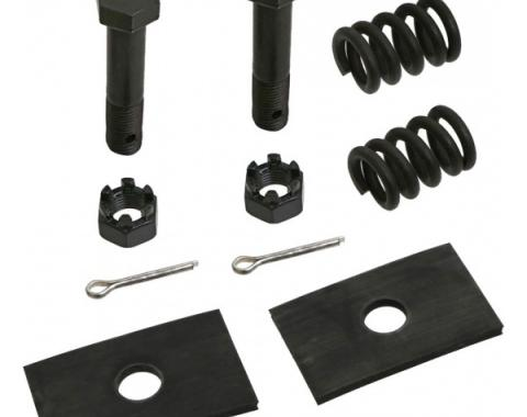 Radiator Pad Bolt Spring Kit - 10 Pieces - Ford Passenger