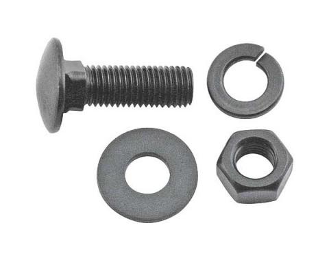 Running Board Bolt Kit - Ford Pickup Truck - 112 Pieces