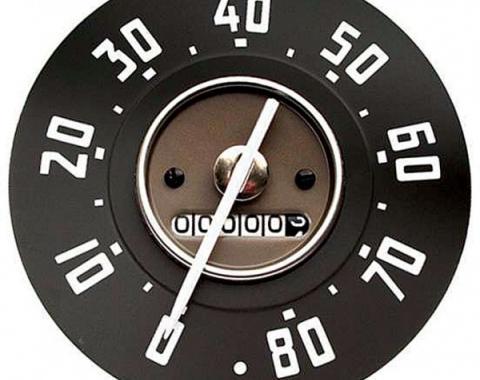Chevy Truck Speedometer, 1947-1949