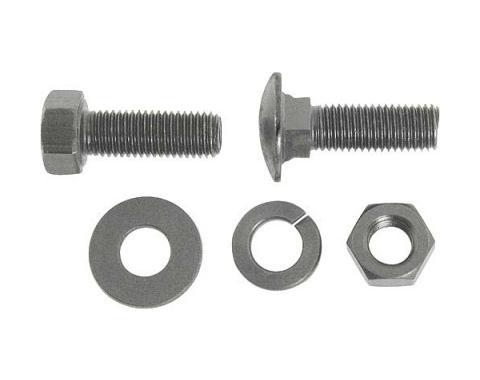 Running Board Bolt Kit - Ford Deluxe - 112 Pieces