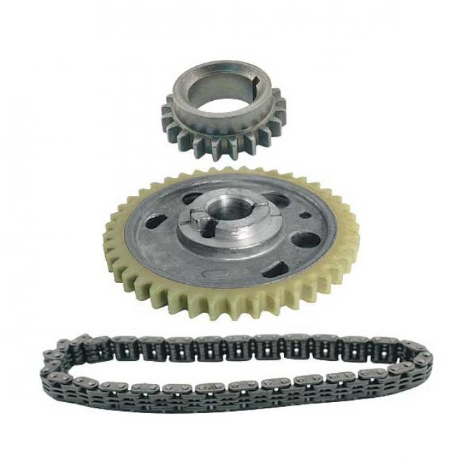 Ford Pickup Truck Timing Set - Nylon Camshaft Gear - 3 Pieces - 302 V8