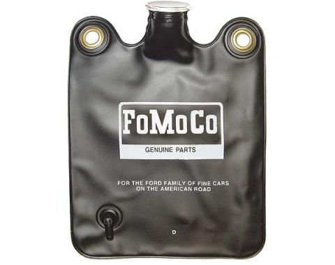Ford Mustang Windshield Washer Bag - With Twist-Off Cap