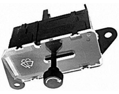Chevy Or GMC Truck Wiper Switch, With Pulse Wipers, 1978-1983