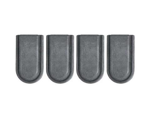 Radiator Grille Pad Set - U-Shaped - Rubber - Set Of 4 - Ford Passenger