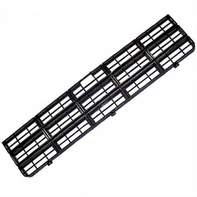 Chevy Or GMC Truck Inner Grill, Black 1973-1980
