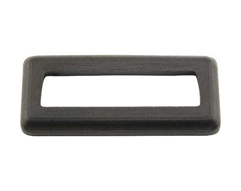 Ford Pickup Truck Outside Rear View Mirror Arm Grommet - Molded Rubber