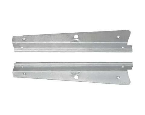 Windshield Garnish Mouldings - Right & Left - Ford Pickup Truck
